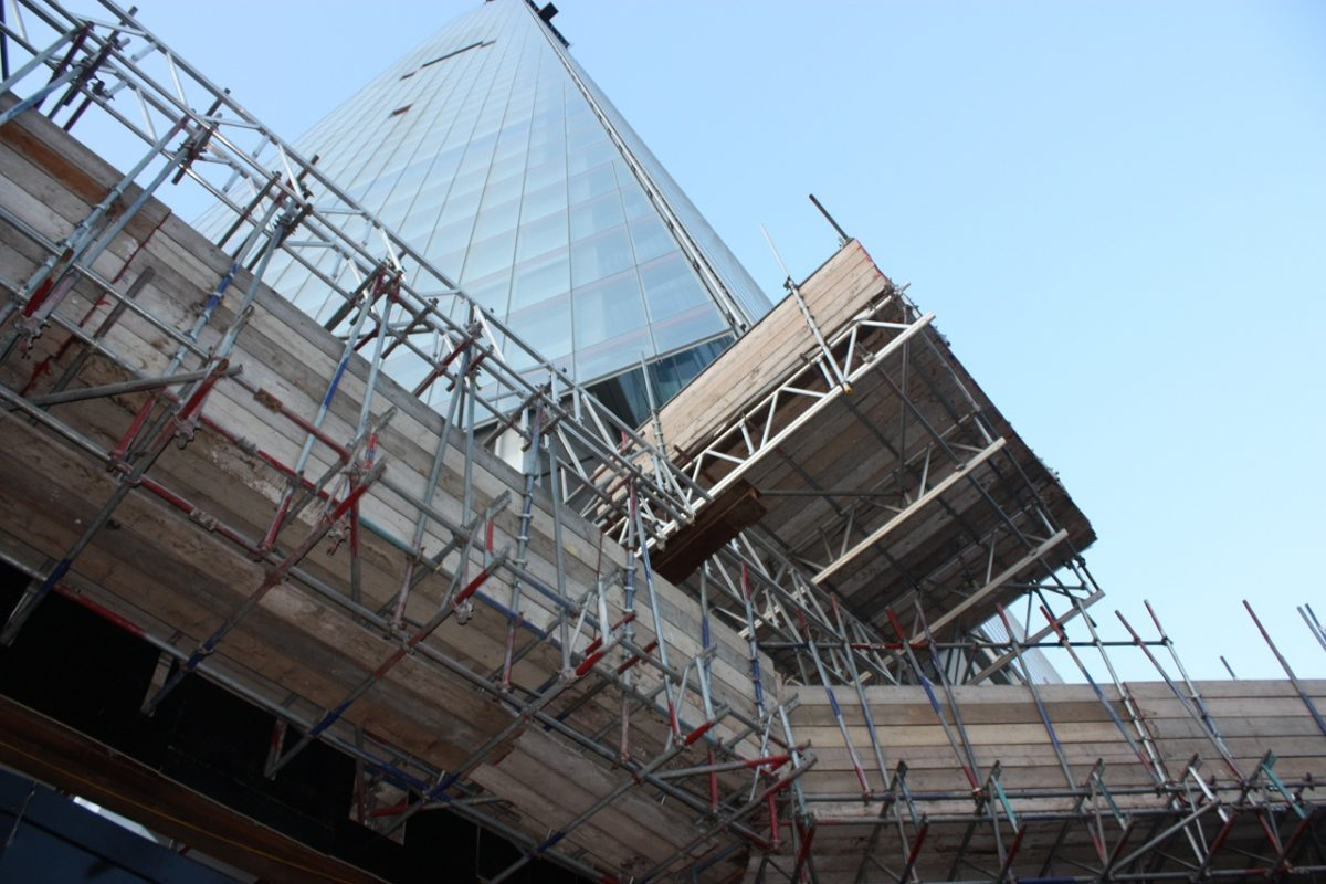 The Shard Project Building Team